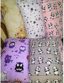 Подушка детская стандартная 60х40 ткань хлопок 100%