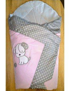 Конверт-одеяло на выписку(летний)