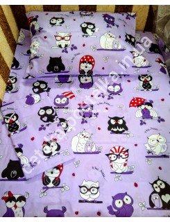 Детское постельное бельё,набор в кроватку